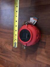New listing solar powered lantern Red Sonoma goods
