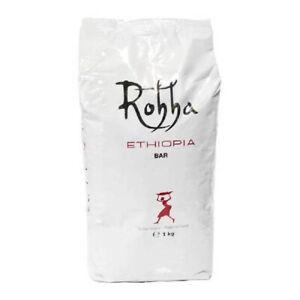 ROHHA Ethiopia Bar High Quality Robusta Coffee Beans 1kg