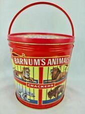 Vintage Nabisco Barnum's Animals Crackers 85th Anniversary Tin 1987