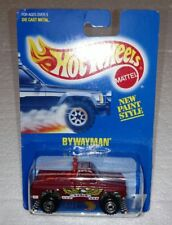 HOT WHEELS MATTEL BYWAYMAN WITH RED BED AND EAGLE ON THE SIDE NEW