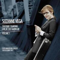 SUZANNE VEGA - LIVE AT THE BARBICAN VOL.1 2 VINYL LP NEW