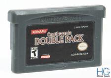 Castlevania Double Pack - Nintendo Game Boy Advance