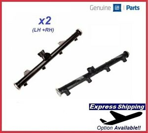 Fuel Injector Rails SET LH + RH ACDelco OEM For 01-03 GM Truck 17113696 17113695