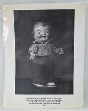 "Shirley Augustine Doll Clothing Pattern Bobby 9"" (Campbell Boy) Sa-7"