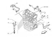 46777288 - Bobina accensione FIAT Stilo / Punto / Idea