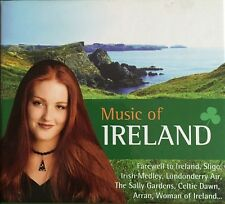 Music Of Ireland (Farewell to Ireland, Sligo, Irish Medley, Arran) Coffret 2 CD