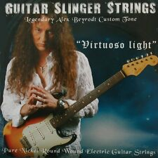 Pyramid alex beyrodt strings. 009 - .048 e-Git. conjunto de cuerdas e-guitar strings set