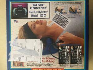 Posture Pump® 1400-D (Dual Disc Hydrator)