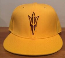 8ae4c2d268f Nike Dri Fit True Fitted ASU Arizona State Sun Devils Hat Baseball Sz 6 7