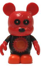 Disney Urban Series #5 Vinylmation ( Red/Black Gears Bear  )