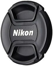 Genuine Nikon LC-58 58mm Snap on Front Lens Cap JAD10201 JAPAN