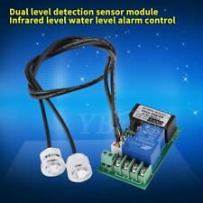 Water Level Detection Sensor Module Infrared Liquid Double-Level Alarm Control
