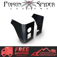 Poison Spyder Corner Armor LED Tail Lights For 1987-1995 Jeep Wrangler YJ