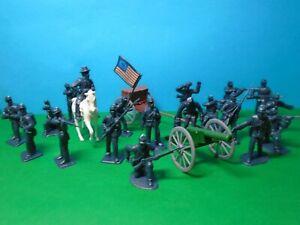 BMC 1/32 scale ACW Union Army Set
