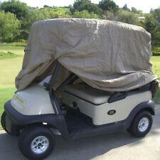 Waterproof Golf Cart Cover 4 Seats EZGO Club Car Yamaha Enclosure Storage E