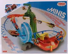 Fisher Price Thomas And Friends Minis Motorised Raceway Railway Set