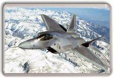 Lockheed F-22 Raptor Fridge Magnet 01