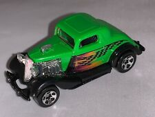 Hot Wheels 1979 Hot Rod Ford Green Mattel Made In Thailand 2.7""