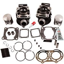 Cylinder Piston Base Gasket Kit pour Yamaha Banshee 97-06 350 2GU-11311-00-00