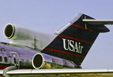 "USAir Airlines Tail Logo Fridge Magnet 3.25""x2.25"" Collectibles (PMCT4001)"