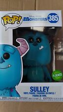 Funko POP Flocked Sulley Monsters Inc Disney Exclusive IN HAND