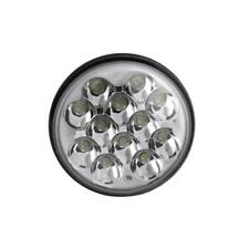 """5.75"""" 5 3/4 Round LED Projector Headlight Daymaker For Harley Motorcycle 6000K"""
