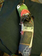 Hopi frog flat doll kachina