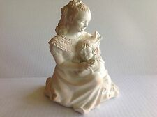 """Vintage Austin Sculpture """"Just Like You"""" First Edition 1992"""