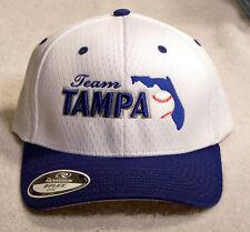 62e0ea7eec1 Richardson R-FLEX Team Tampa Hat Cap PRO 495 LG-XL White