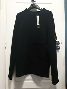 Stone Island knitted  jumper  Large