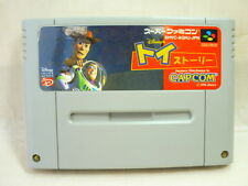 TOY STORY Super Famicom Nintendo Video Game Disney Toystory Cartridge Only sfc