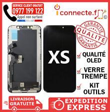 POUR IPHONE XS OLED QUALITÉ ECRAN LCD VITRE TACTILE SUR CHASSIS ASSEMBLÉ +OUTILS