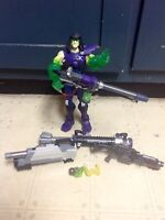G.I. Joe Sigma 6 ZARTAN Toxic Mercenary Soldier Hasbro Figure + Accessories RARE