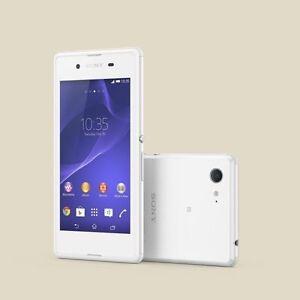 Sony Xperia E3 D2203 LTE 4G without Simlock Bluetooth GPRS GPS Quad-Band 1GB RAM