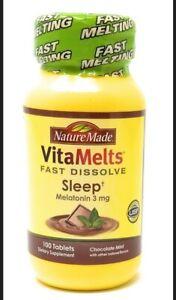 Naturemade Vitamelts Sleep Melatonin