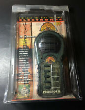 Cass Creek Outdoors - Electronic Game Call & Training Device Predator ll # 884