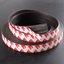 1m Long One Side Self Adhesive Magnetic Tape Magnet Strip 102mm151mm122mm