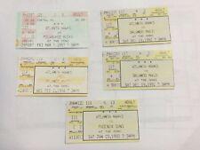 Basketball Game Tickets Lot of 5 - Atlanta Hawks vs Suns, Magic & Bucks