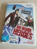 No More Heroes Nintendo Wii