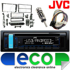 LEXUS IS300 1998-2003 JVC CD MP3 USB AUX IPOD STEREO AUTO RADIO Facia Kit di montaggio