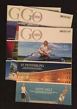 Zeitschriften Paket GO Sixt 3 Stück