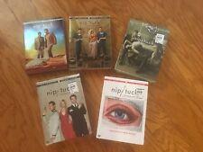 Nip/Tuck DVD Series Seasons 1 2 3 4 and part one of season 5 New