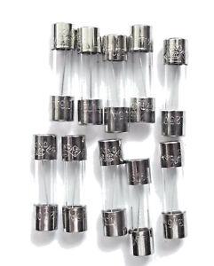 FUSE 3.15A 20MM  Antisurge T3.15a L 250v Glass 02183.15MXP  x10 pieces