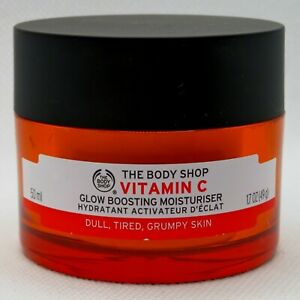 The Body Shop Vitamin C Glow Boosting Moisturiser - 50ml