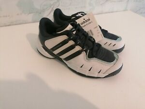 Barricade Adidas Size 1. Kids Tennis Shoes / Trainers. New with Tags.