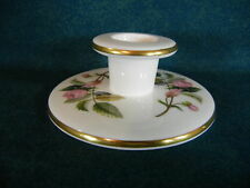 Wedgwood Hathaway Rose R4317 Candle Holder(s)