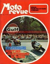 MOTO REVUE 2075 SUZUKI TS 250 J Savage Grand Prix NURBURGRING Jack FINDLAY (2)