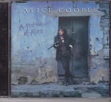 ALICE COOPER - A FISTFUL OF ALICE - CD