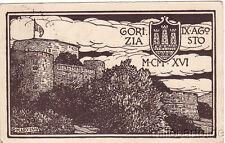 #GORIZIA: IL CASTELLO-   Lembi di Patria- di G. Marussig