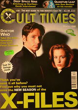 CULT TIMES AUSGABE 30 - DOCTOR WHO - AKTE X - NEW SEASON X-FILES - CT3